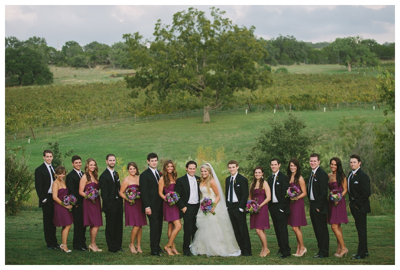Wine Themed Wedding. Purple Wedding Ideas